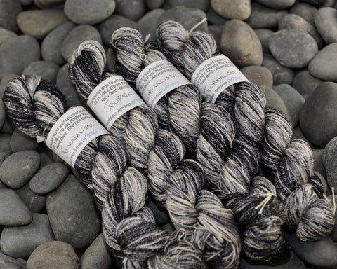 Journalism on BFL Silk Lace - 100g
