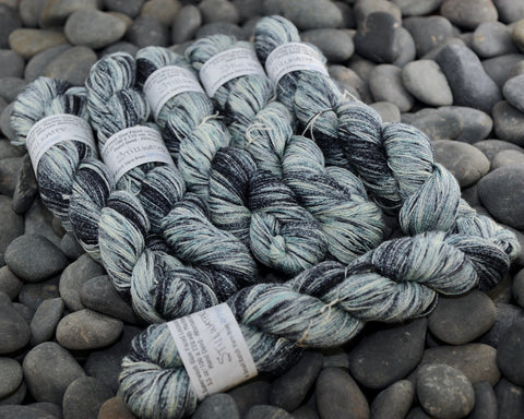 Stillwater on BFL Silk Lace - 100g