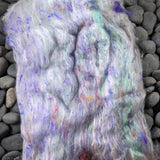 Rumor / The Business Hand Carded Batt - Merino Silk - 2 oz