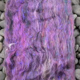 Base12 2020 Hand Carded Batts - Merino Silk 2 oz