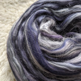 Black Pearl II Signature Blend (Superfine Merino/Viscose (Pearl) 4 oz