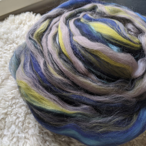 Bracken Signature Blend (Superfine Merino wool) 4 oz