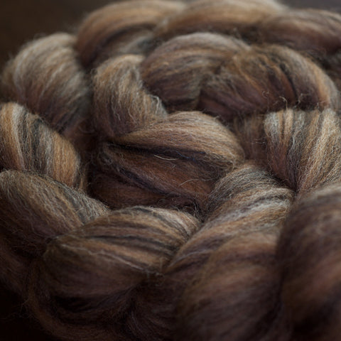 Breakwater Buoy Signature Blend Combed Top - BFL/Shetland/Manx Loaghtan - 4 oz