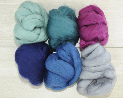 Spring in the Alps Merino Color Pak - 6 oz