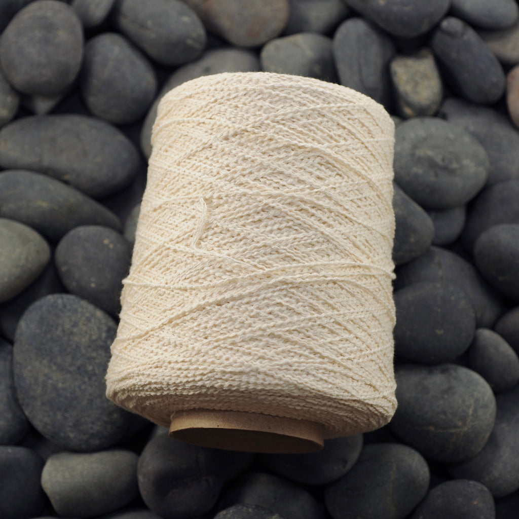 Organic Cotton Spiral Yarn - 1 lb
