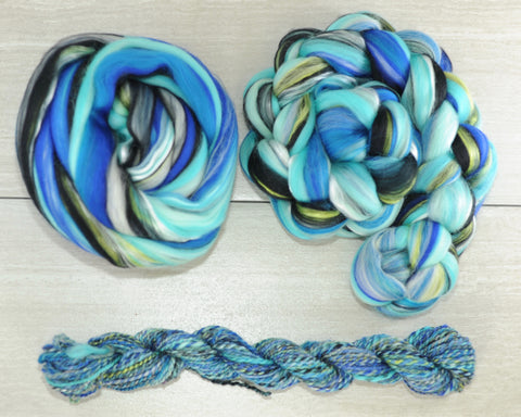 Supernatural Merino Silk Signature Blend