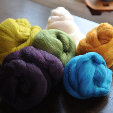 Art Nouveau Merino Color Pak - 6 oz