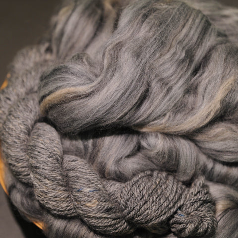 Whiskers on Kittens - Superfine Merino Cashmere Silk Signature Blend Combed Top - 4 oz