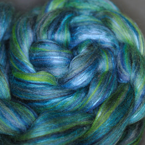 Dragonfly Merino Silk Signature Blend - 4 oz