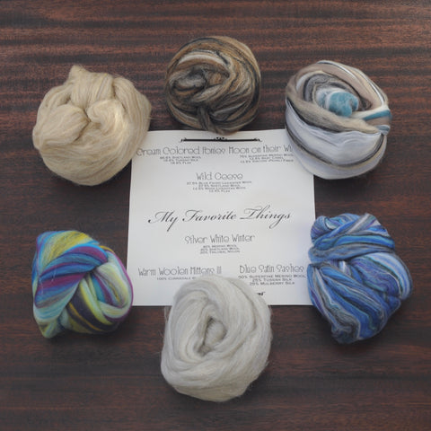 My Favorite Things Signature Collection Sampler