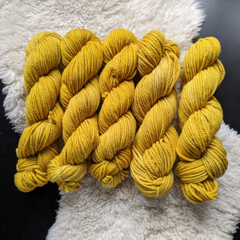 Honeycomb on Merino Bulky - 100 g