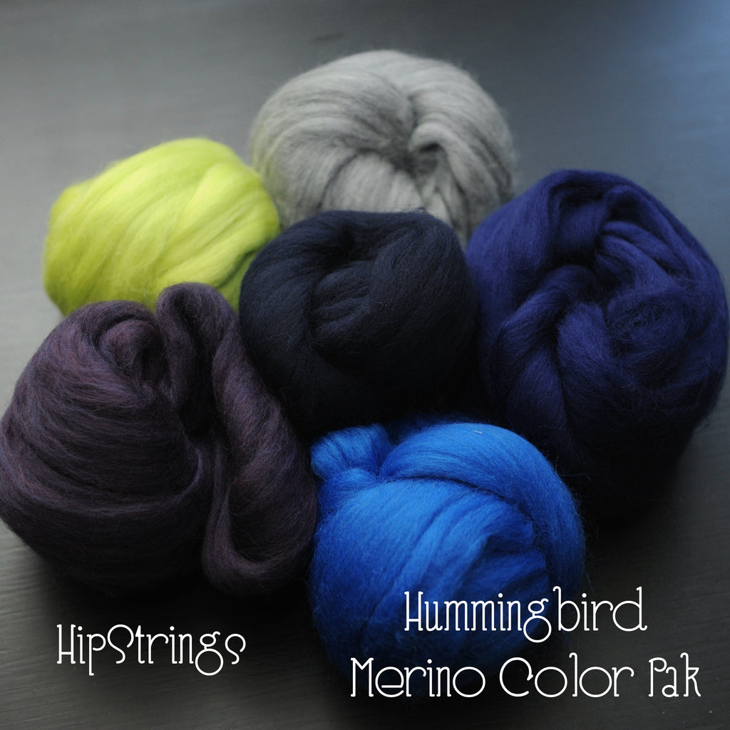Hummingbird Merino Color Pak - 6 oz