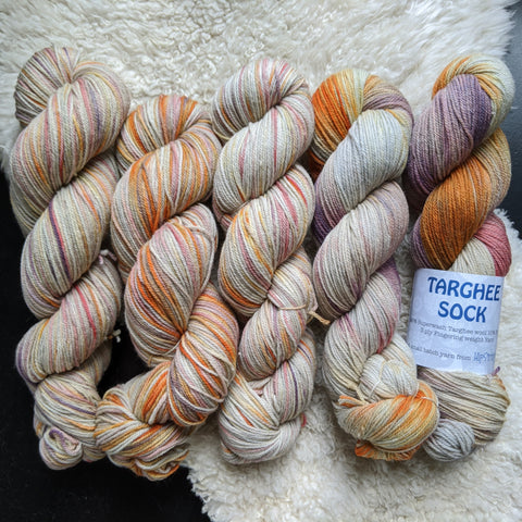 Prose on SW Targhee Nylon Sock Yarn - 100g