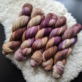 Gravity on Targhee Sport Yarn - 100 g