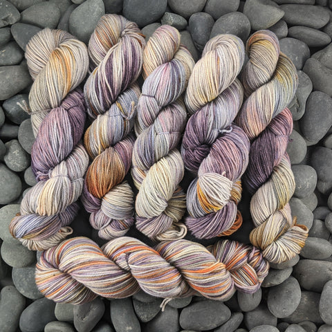 Prose on Hand Dyed SW Targhee Nylon Sport Yarn - 100 g