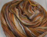 Topaz Signature Blend Merino Zwartbles Silk 4 oz