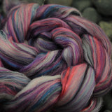 The Unicorn in the Library - Superfine Merino/Rambouillet/Bamboo/Sparkle - 4 oz