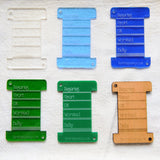 Keychain WPI tool - Assorted Wood and Acrylic