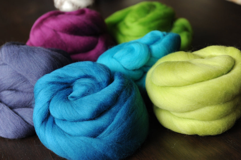 Peacocky Merino Color Pak - 6 oz