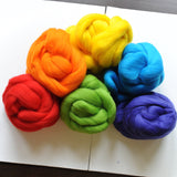 Pre-Newtonian Rainbow Merino Color Pak - 6 oz
