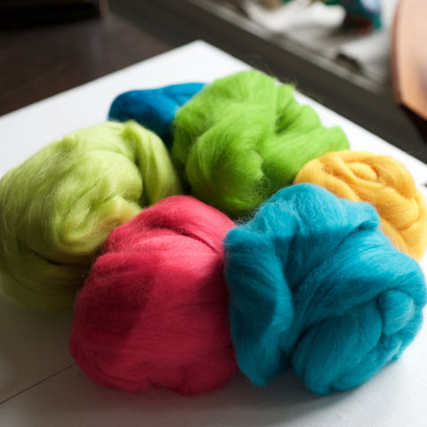 123 DEATH! Merino Color Pak - 6 oz