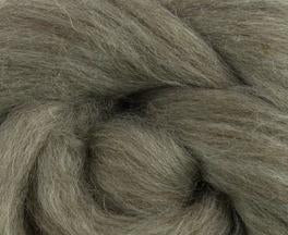 Natural Shades of Blue Faced Leicester Combed Wool Top 4 oz
