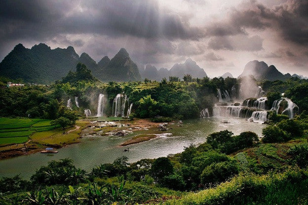 Vancouver to 21 places in China - $568 to $598 CAD roundtrip including taxes