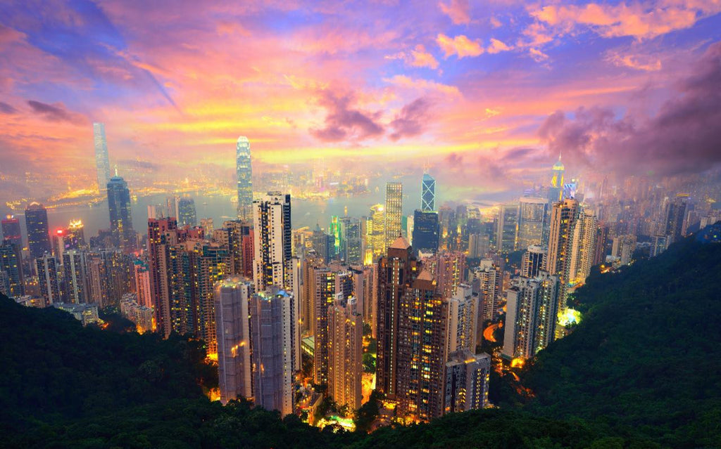 Montreal to Hong Kong & Beijing, China for $612.00 CAD (Roundtrip Incl Tax)