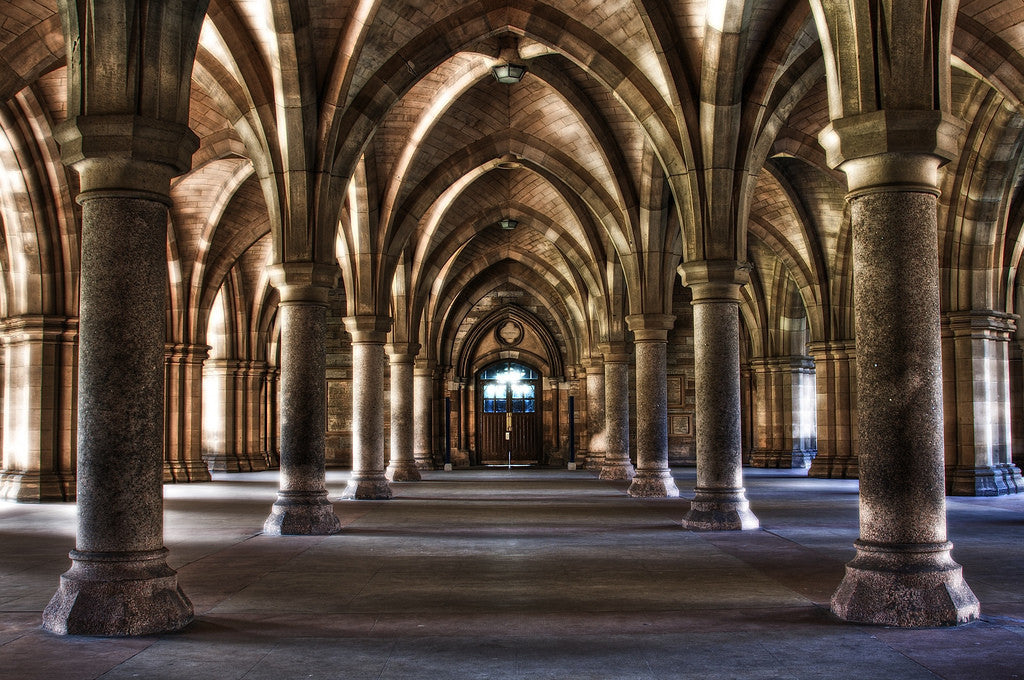 Ottawa to Glasgow, Scotland - $555 CAD (Roundtrip Incl Taxes)