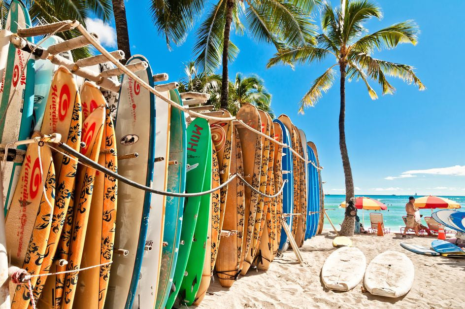 Vancouver to Hawaii - Incl Flight, Accommodation & Car Rental $709 CAD