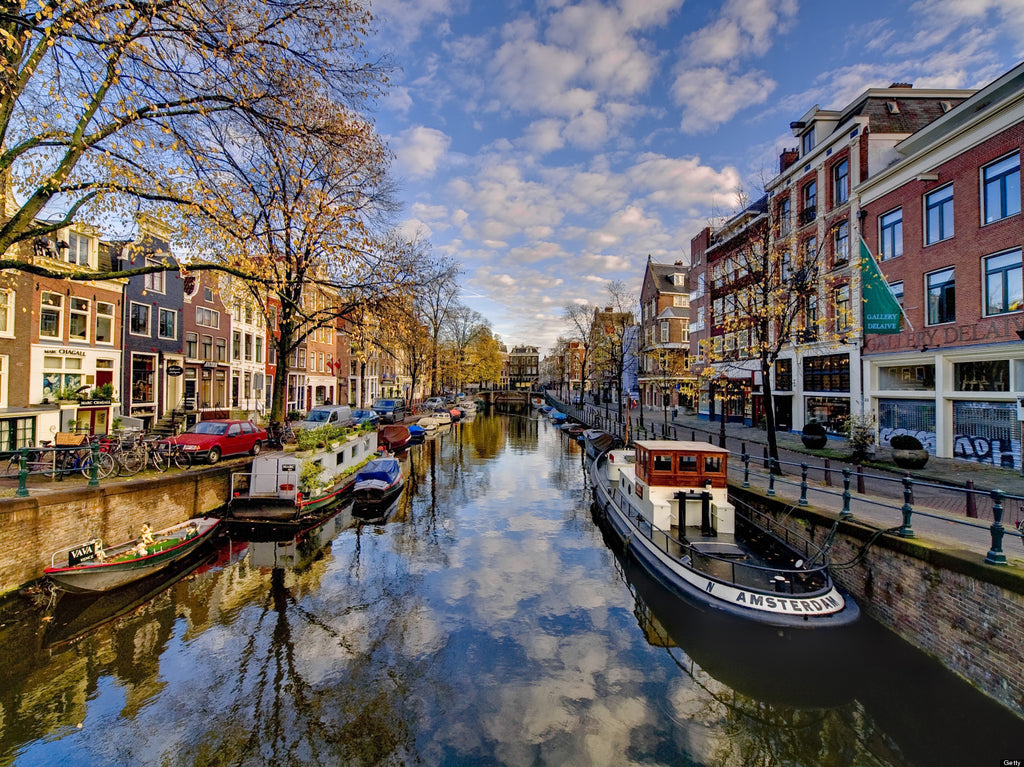 Calgary to Amsterdam, Netherlands - $693.00 CAD (Roundtrip Incl Taxes) June 2016