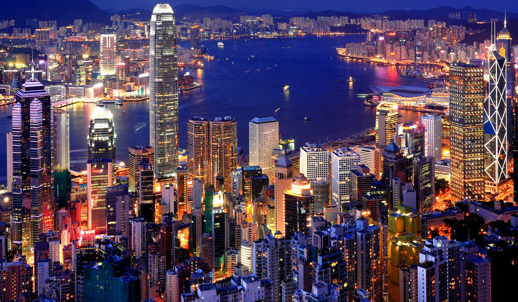 Montreal to Hong Kong - $523.00 CAD (Roundtrip Incl Tax)