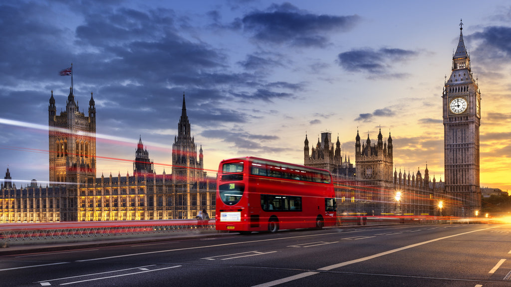 Vancouver to London, UK - $558 - $575 CAD (Roundtrip - Incl Taxes)