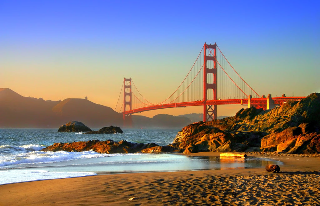 Montreal to San Francisco, California - $358.00 CAD (Roundtrip Incl Tax)!