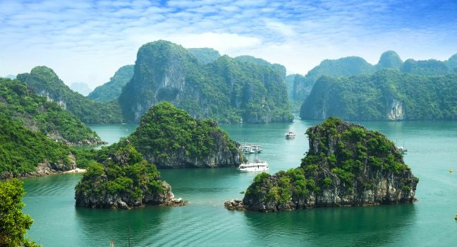 Vancouver to Vietnam, and then the Philippines to Vancouver - $460.00 CAD Incl Tax | add Japan for $46.00 CAD