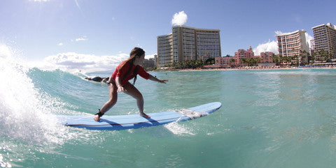Learn How To Surf - 5 Best Beaches For Beginners