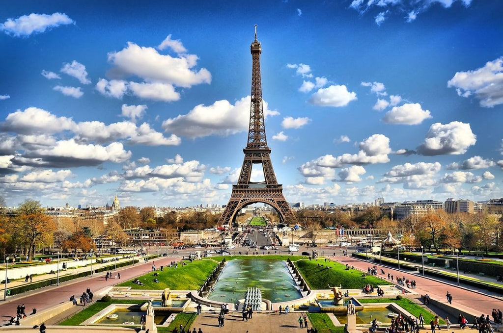 Montreal to Paris - $481.00 CAD Roundtrip Incl Tax ***add Iceland layover for $11.00!