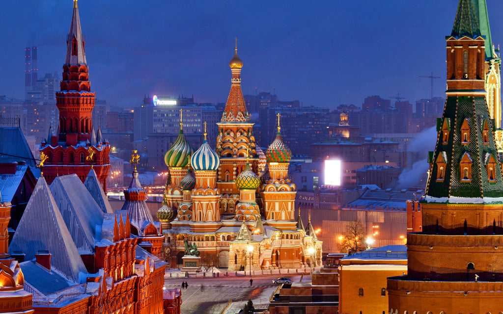 Seattle to Moscow or St. Petersburg, Russia: $469.00 CAD (Roundtrip Incl Tax)!