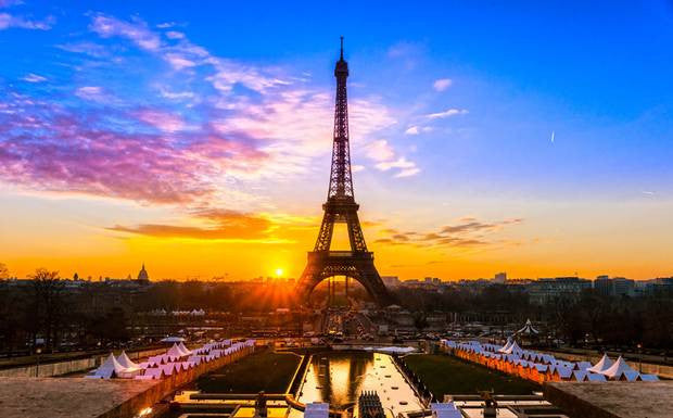 Vancouver to Paris, France - $619 CAD roundtrip including taxes