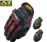Mechanix Wear M-Pact Military Tactical Army Combat Shooting Paintball Full Finger Gloves