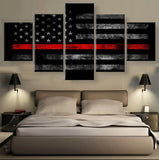 5 Panel Wall Art for Living Room or Bed Room