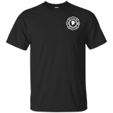 I Fight What You Fear - Firefighter's T-Shirt