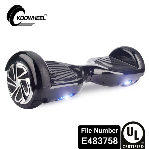 "6.5"" Hoverboard For Sale 2 Wheel Self Balancing Steering Wheel Scooter"
