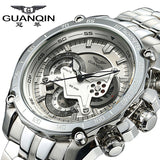 Casual Watches - Luminous Luxury Brand Stainless Steel Watch - FREE SHIPPING