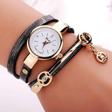 Fashion Watches - 2016 Fashion Style Leather Casual Bracelet Watch - FREE SHIPPING