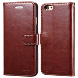 Phone Bags & Cases - Flip Leather Mobile Phone Case For IPhone 6 6S 4.7 Inch / 6 6S Plus 5.5 Inch