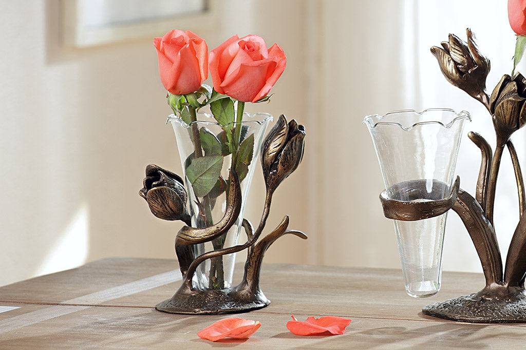 Tulip Budvase Holder