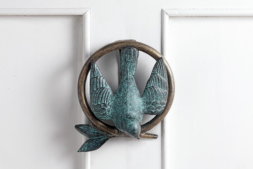 Bird and Branch Doorknocker