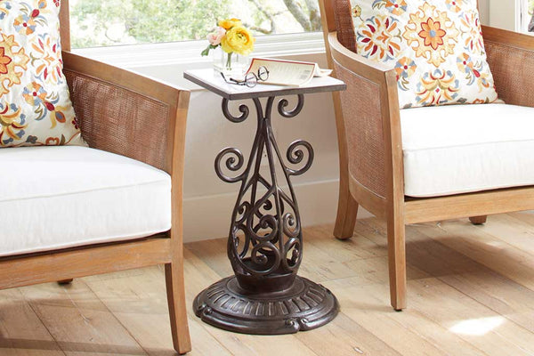 Campania Side Table