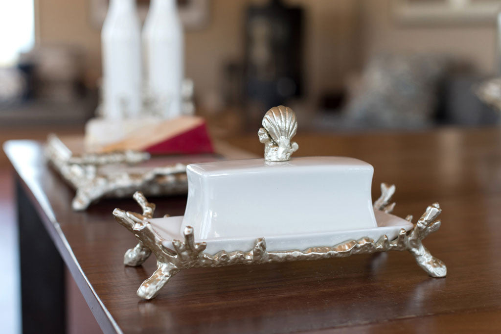 Pacifica Butter Dish